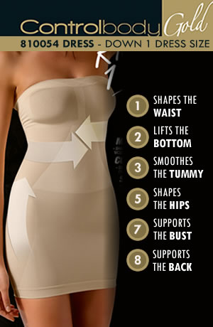 Control Body - Shaping Dress