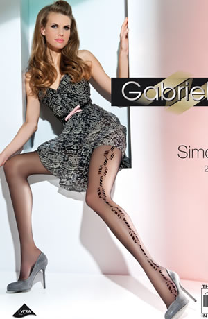 Gabriella - Fantasia Simona Tights