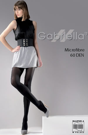 Gabriella - Microfire 60 Tights