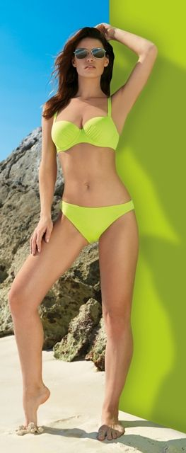 "Sunfalir - ""Colour up your life"" Lime Bottoms  71108"